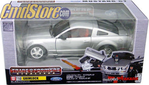 GRIMLOCK BT-10 Action Figure 1:24 Scale FORD MUSTANG GT TRANSFORMERS Takara Toy