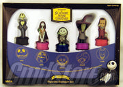 "5 FIGURE STAMPER SET 4"" Stamp Figure TIM BURTON'S THE NIGHTMARE BEFORE CHRISTMAS Neca Toy (SUB-STANDARD PACKAGING)"