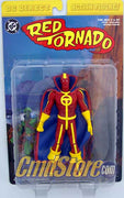 "RED TORNADO 6"" Action Figure DC DIRECT Toy"