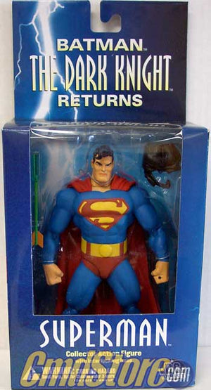 "SUPERMAN 6"" Action Figure DC DIRECT: BATMAN DARK KNIGHT RETURNS Toy"