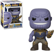Pop Marvel 3.75 Inch Action Figure Avengers Infinity War - Thanos #289 (Sub-Standard packaging)