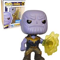 Pop Marvel 3.75 Inch Action Figure Avengers Infinity War - Thanos #296 Exclusive