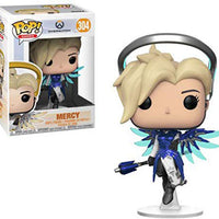 Pop Games 3.75 Inch Action Figure Overwatch - Mercy Exclusive #304