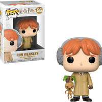 Pop Movies 3.75 Inch Action Figure Harry Potter - Ron Weasley #56