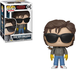 Pop Television 3.75 Inch Action Figure Stranger Things - Steve With Sunglasses #638