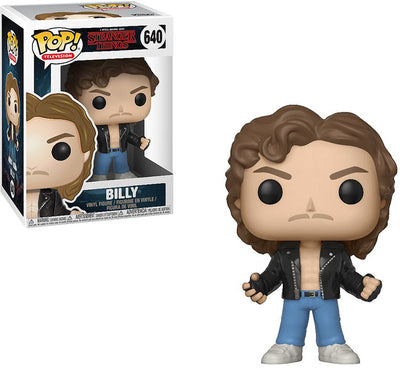Pop Television 3.75 Inch Action Figure Stranger Things - Billy #640
