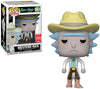 Pop Animation 3.75 Inch Action Figure Rick And Morty - Western Rick #363 Exclusive