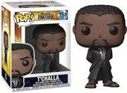 Pop Marvel 3.75 Inch Action Figure Black Panther - T'Challa #351