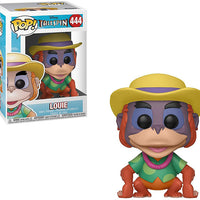 Pop Disney 3.75 Inch Action Figure Talespin - Louie #444