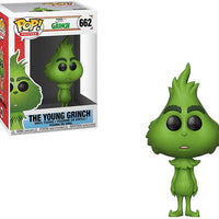 Pop Movies 3.75 Inch Action Figure The Grinch - The Young Grinch #662