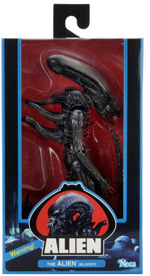 Alien 40th Anniversary 7 Inch Action Figure Series 2 - Big Chap Bloody