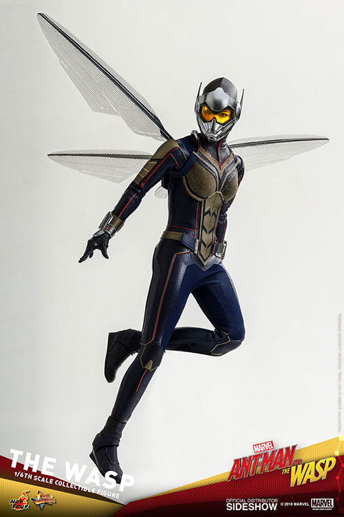 Ant-Man and the Wasp 11 Inch Action Figure Movie Masterpiece 1/6 Scale Series - The Wasp Hot Toys 903698