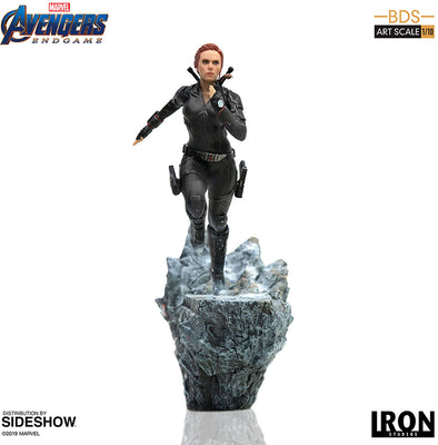 Avengers Endgame 8 Inch Statue Figure 1:10 Art Scale Series - Black Widow Iron Studios 904961