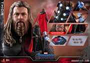 Avengers Endgame 12 Inch Action Figure 1/6 Scale Series - Thor Hot Toys 904926