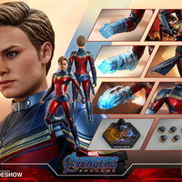 Avengers Endgame 11 Inch Action Figure 1/6 Scale Series - Captain Marvel Hot Toys 906305