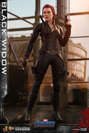 Avengers Endgame 12 Inch Action Figure Movie Masterpiece 1/6 Scale Series - Black Widow Hot Toys 904686