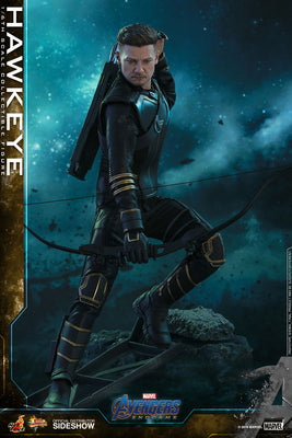 Avengers Endgame 12 Inch Action Figure Movie Masterpiece 1/6 Scale Series - Hawkeye Hot Toys 904646