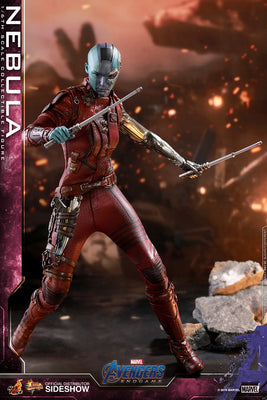 Avengers Endgame 12 Inch Action Figure Movie Masterpiece 1/6 Scale Series - Nebula Hot Toys 904611