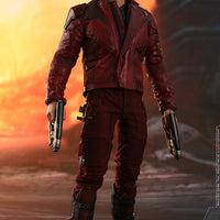 Avengers Infinity War 12 Inch Action Figure Movie Masterpiece 1/6 Scale - Star-Lord Hot Toys 903724
