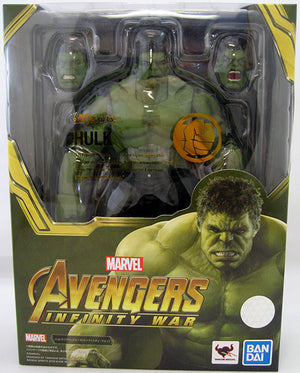 Avengers Infinity War 8 Inch Action Figure S.H. Figuarts - Hulk