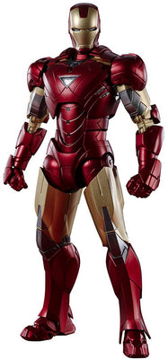 Avengers 6 Inch Action Figure S.H.Figuarts - Iron Man Mark 6 Battle Of New York