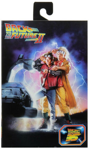 Back To The Future 2 Ultimate Series 7 Inch Action Figure - Marty McFly (Future)