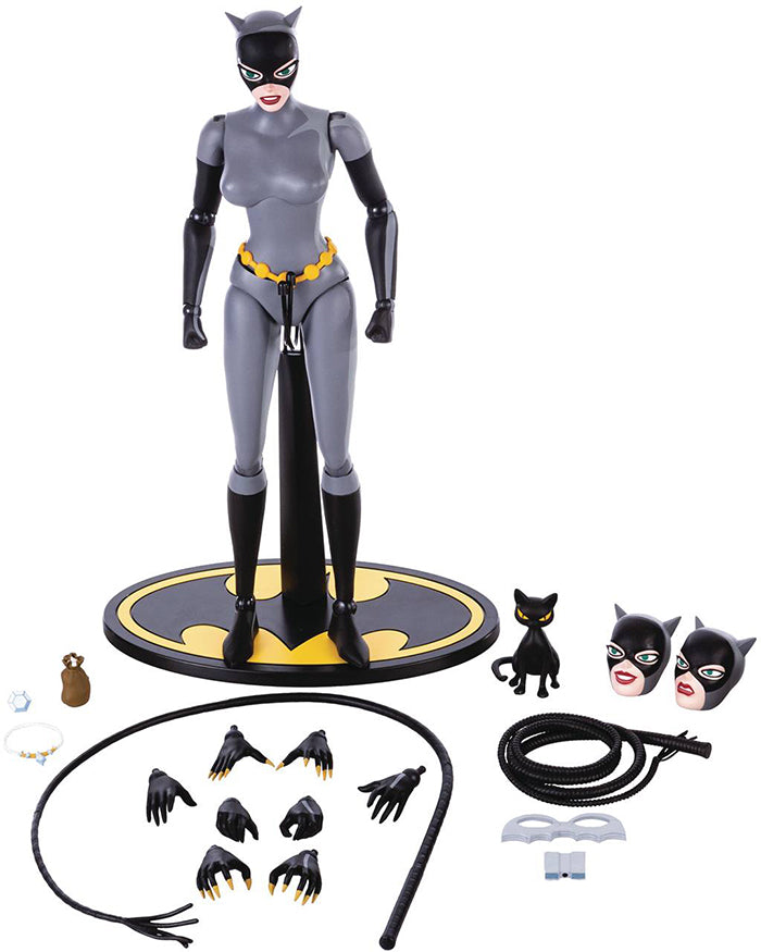 Batman Animated 11 Inch Action Figure 1/6 Scale - Catwoman