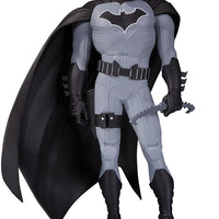 Batman Black & White 7 Inch Statue Figure - Batman by John Romita Jr.