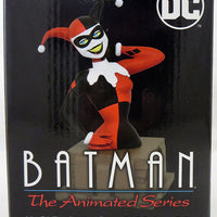 Batman The Animated Series 6 Inch Bust Statue Harlequinade - Harley Quinn