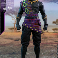 Black Panther 12 Inch Action Figure Movie Masterpiece 1/6 Series - T'Chaka Hot Toys 903623