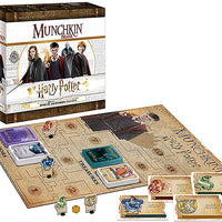 Boardgame Harry Potter 3-6 Players Boardgame - Munchkin Deluxe
