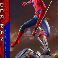 Captain America Civil War 17 Inch Action Figure 1/4 Scale Series - Spider-Man Hot Toys 905037