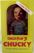 Child's Play 3 15 Inch Action Figure Mega Scale Series - Pizza Face Chucky