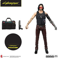 Cyberpunk 2077 7 Inch Action Figure Wave 2 - Johnny Silverhand Variant