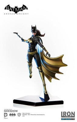 DC 1:10 Art Scale 8 Inch Statue Figure Batman: Arkham Knight - Batgirl Iron Studios 904003