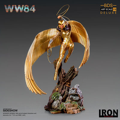DC Art Scale Series 12 Inch Statue Figure Wonder Woman Movie 2 - Wonder Woman Deluxe Iron Studios 906083