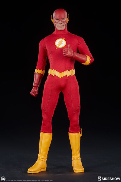 DC Comics Collectible 12 Inch Action Figure 1/6 Scale Series - The Flash Sideshoww 100237