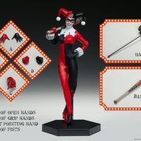 DC Comics Collectible 11 Inch Action Figure 1/6 Scale Series - Classic Harley Quinn Sideshow 100428