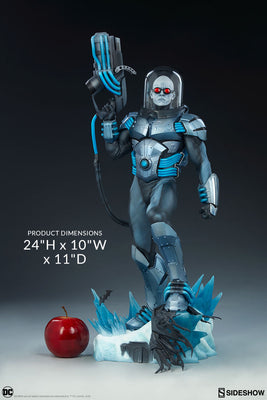 DC Comics Collectible 24 Inch Statue Figure Premium Format - Mr. Freeze Sideshow 300701