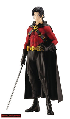 DC Comics Presents 10 Inch PVC Statue Ikemen Series - Red Robin