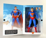 DC Deluxe Collectors 13 Inch Doll Figure  - Superman Classic