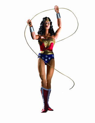 DC Deluxe Collectors 13 Inch Doll Figure  - Wonder Woman