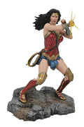DC Gallery 9 Inch Statue Figure Justive League Movie - Wonder Woman with Bracelets