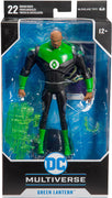 DC Multiverse 7 Inch Action Figure Animated Series - Green Lantern John Stewart
