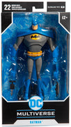 DC Multiverse Animated Series 7 Inch Action Figure - Batman