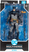 DC Multiverse 7 Inch Action Figure Comic Series - Batman by Todd McFarlane
