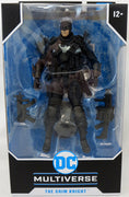 DC Multiverse 7 Inch Action Figure Comic Series - The Grim Knight