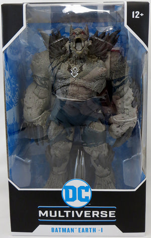 DC Multiverse Dark Nights Metal 7 Inch Action Figure Comic Series - Batman Earth-1