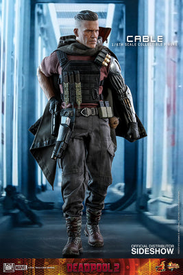 Deadpool 2 12 Inch Action Figure 1/6 Scale Series - Cable Hot Toys 906791