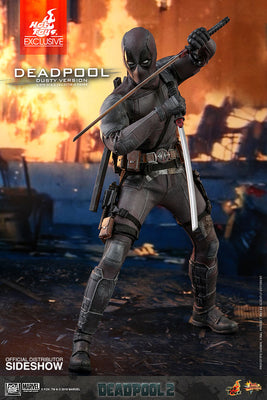Deadpool 12 Inch Action Figure Movie Masterpiece 1/6 Scale Series - Deadpool Dusty Version Hot Toys 903750